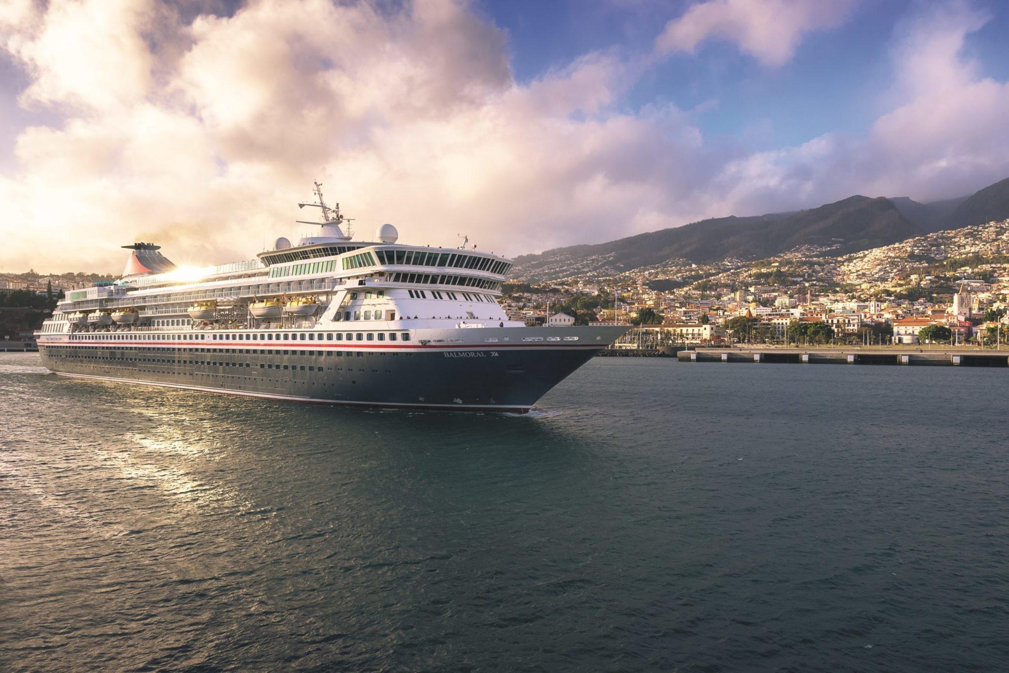 Balmora, Fred. Olsen Cruise Lines, Fred. Olsen Travel