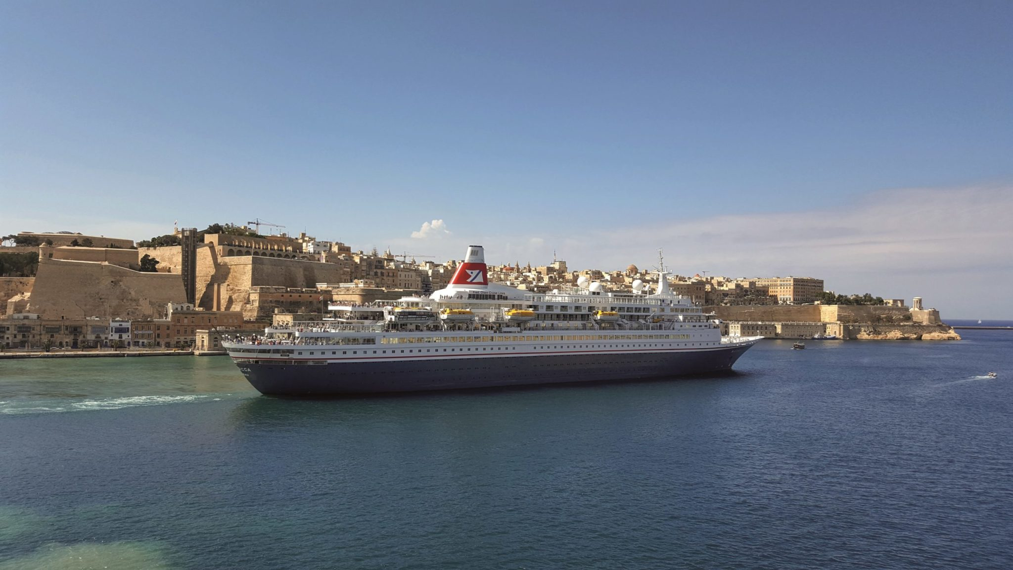 Boudicca in Malta