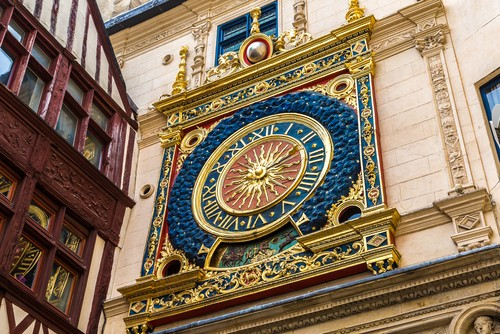 Rouen kattedral, Frankrike2
