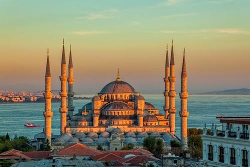 Cruise fra Kypros til Istanbul, Malta, Marokko til Dover