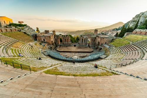 Sicilia, Italia, Fred. Olsen Travel
