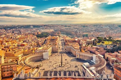 Roma, Italia, Fred. Olsn Travel