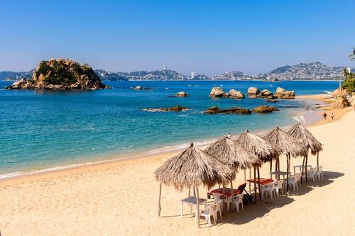 Acapulco, Mexico, Fred. Olsen Travel
