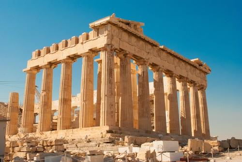 Korintkanalen og greske øyer