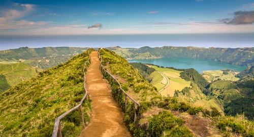 Ponta Delgada, Azoren, Portugal