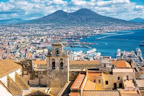 Napoli, Italia, Fred. Olsen Travel