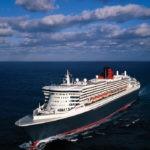 Cunard, QM2 at sea, Fred. Olsen Travel