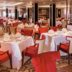 Cunard, Queens Grill Restaurant, QM2, Fred. Olsen Travel