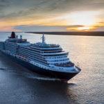 Cunard, Queen Victoria at sea, Fred. Olsen Travel
