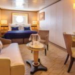 Cunard, QM2, Ocean view cabin, Fred. Olsen Travel