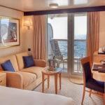 Cunard, Queen Elizabeth, Club Balcony, Fred. Olsen Travel