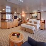 Cunard, Queen Elizabeth, Queens Suite Q5, Fred. Olsen Travel