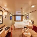 Cunard, Queen Elizabeth, Ocean view, Fred. Olsen Travel