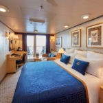 Cunard, Queen Victoria, Balcony room, Fred. Olsen Travel