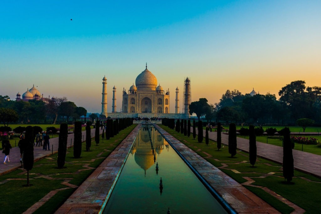 Taj Mahal, India, Fred. Olsen Travel