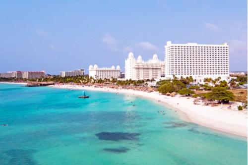 Aruba, Fred. Olsen Travel