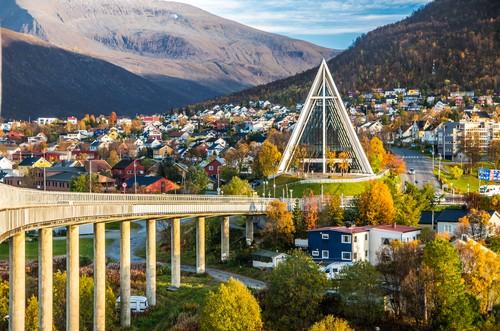 Tromsø, Norge, Fred. Olsen Travel