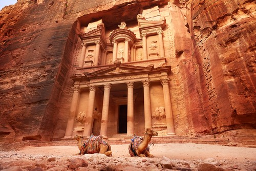 Petra, Jordan, Fred. Olsen Travel