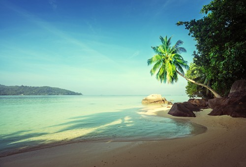 Mahe island, Seychellene