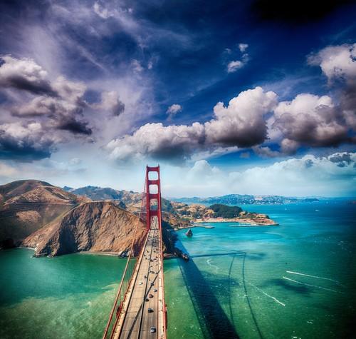 San Francisco, USA, Fred. Olsen Travel
