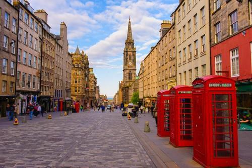 Edinburgh, Skottland, United Kingdom