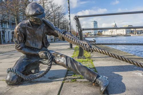 Dublin, Irland, Fred. Olsen Travel