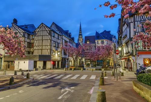 Rouen, Frankrike