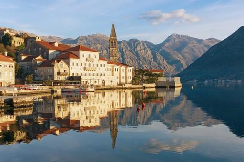 Kotor Montenegro, Fred. Olsen Travel
