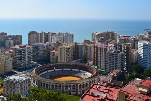 Malaga, Spania, Fred. Olsen Travel