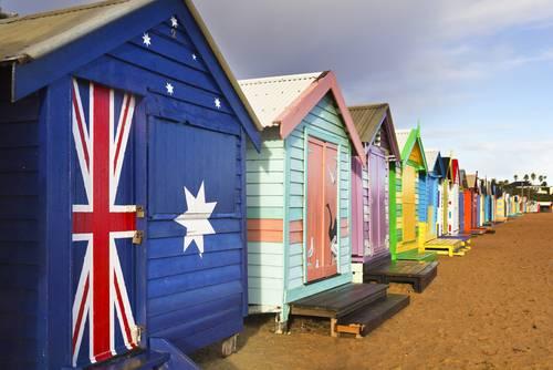 Melbourne Ausutralia, Fred. Olsen Travel