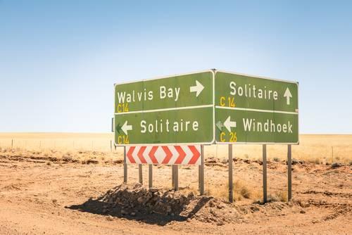 Walvis Bay, Namibia Fred. Olsen Travel
