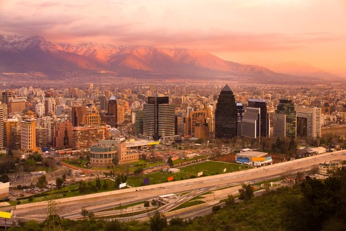 Santiago Chile Fred. Olsen Travel