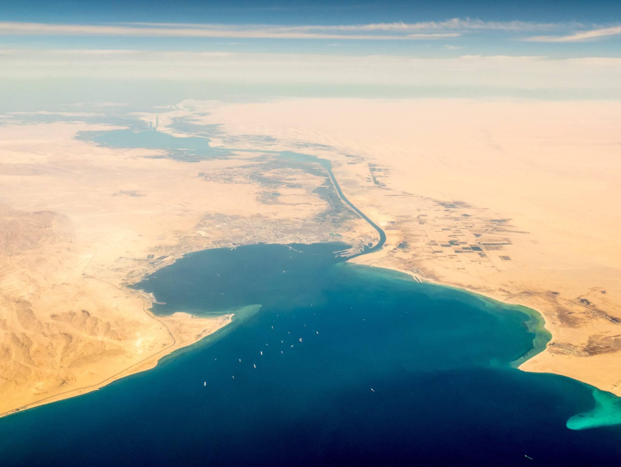 Suez Egypt Fred. Olsen Travel