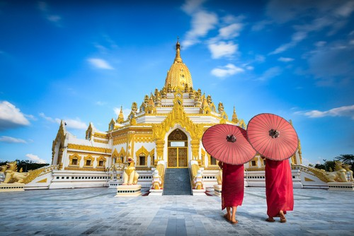 Yangon Myanmar, Fred. Olsen Travel