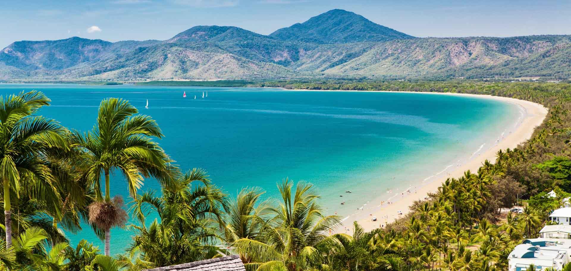 Port Douglas beach - Cairns