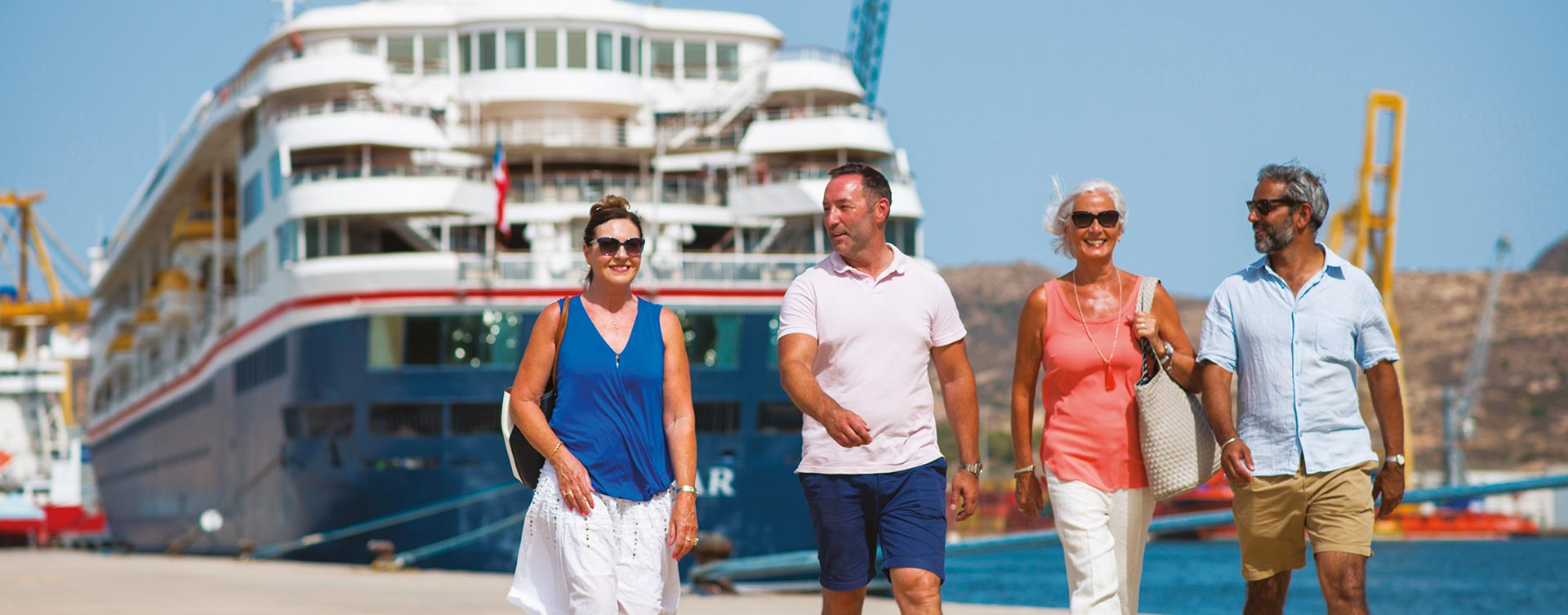 Banner Fred. Olsen Cruise Lines Braemar