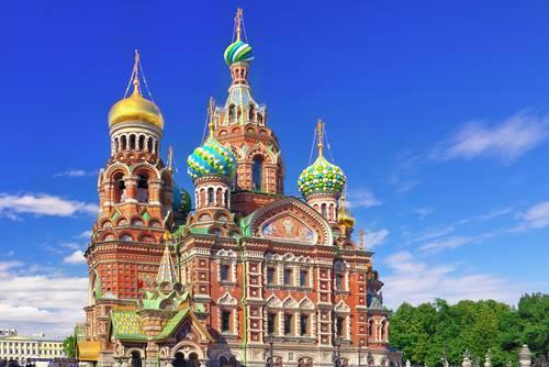 St petersburg Rusland