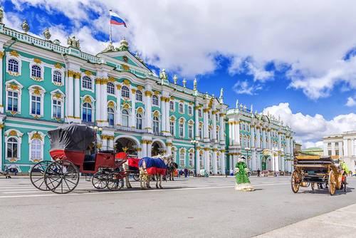 St. Petersburg Rusland