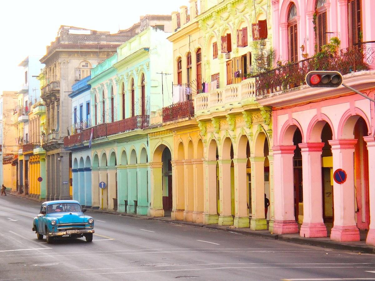 Banner, Habana, Cuba