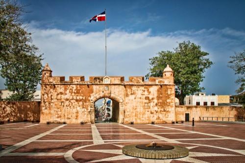 Puerta del Conde, Santo Domingo, Den dominikanske republikk
