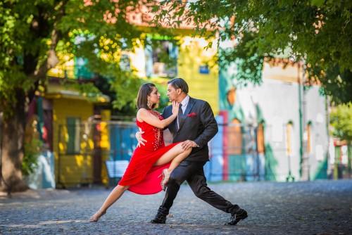 Tango, Buenos Aires, Argentina