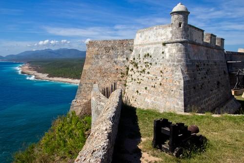 Castillo del Morro, Santiago de Cuba, Cuba