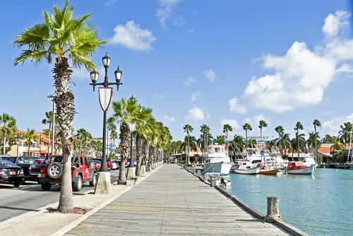 Harbour, Aruba