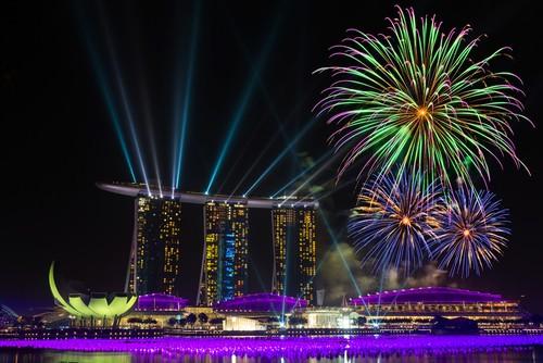 singapore nyttår