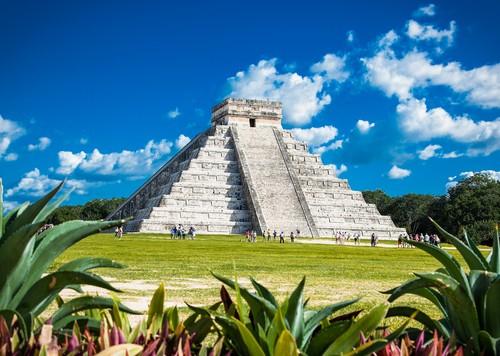 Chichen Itza, utflukt fra Cozumel, Mexico