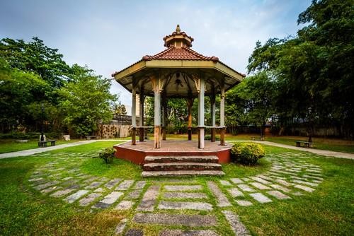 Fort Santiago, Manila, Filippinene