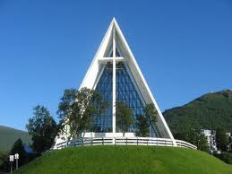Tromsø- Arctic Cathedral summer