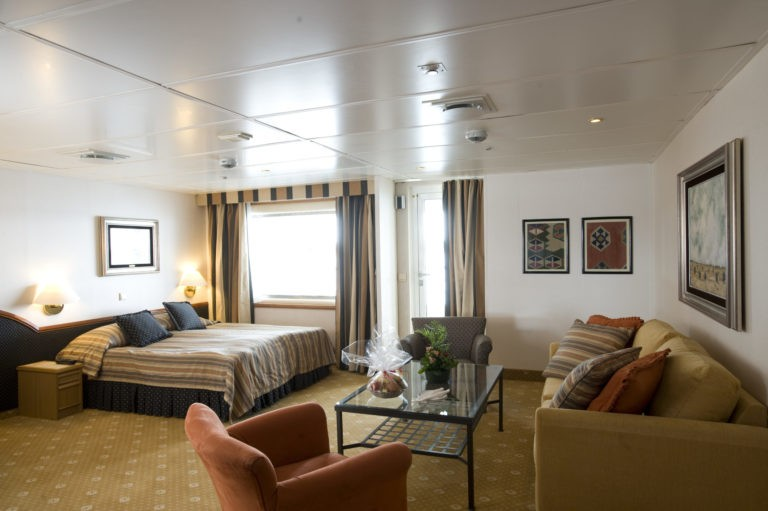 Balcony Suite, Braemar