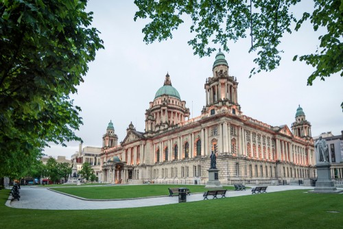 Belfast Irland