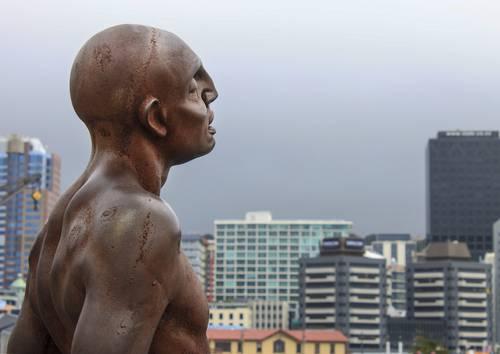 Sculpture Waterfront, Wellington, New Zealand